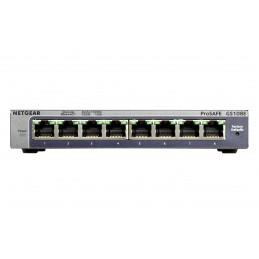 Netgear GS108E - Gigabit...