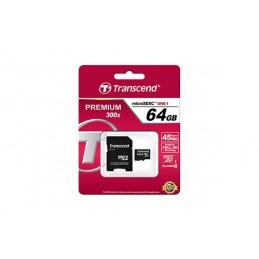 Transcend TS64GUSDXC10 - 64...