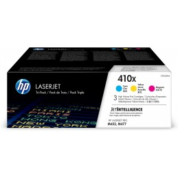 HP 410X - 5000 pages - Cyan...
