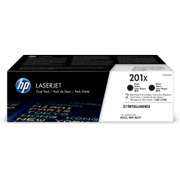 HP 201X - 2800 pages - Noir...