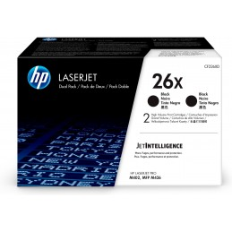 HP 26X - 9000 pages - Noir...