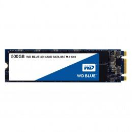 WD Blue 3D - 500 Go - M.2 -...