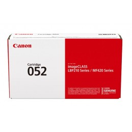 Canon 052 - 3100 pages - Noir