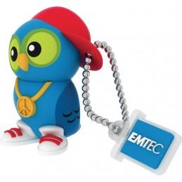 EMTEC M341 DJ Owl - 16 Go -...