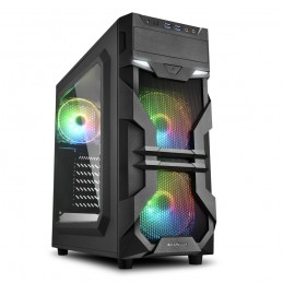 Sharkoon VG7-W RGB - Midi...