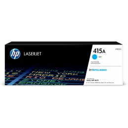HP 415A - 2100 pages - Cyan...