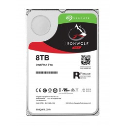 Seagate IronWolf...
