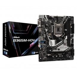 ASRock B365M-HDV - Intel -...