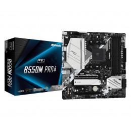 ASRock B550M Pro4 - AMD -...