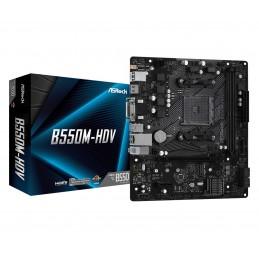 ASRock B550M-HDV - AMD -...