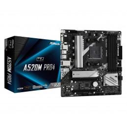 ASRock A520M Pro4 - AMD -...