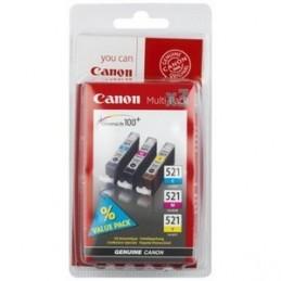 Canon CLI-521 C/M/Y -...