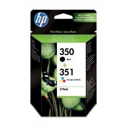 HP 350/351 - Original -...