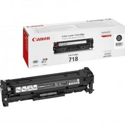 Canon CRG-718 Bk - 3400...