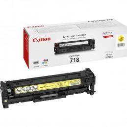 Canon Toner Cartridge 718 Y...