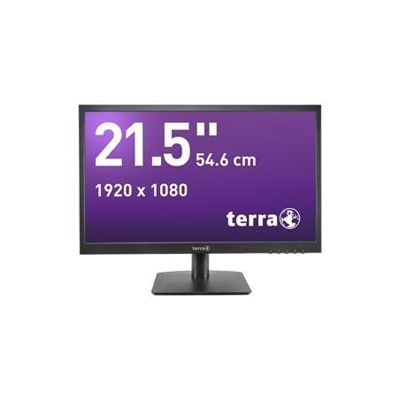 """TERRA TFTs - 54,6 cm (21.5"""") - 1920 x 1080 pixels - Full HD - LED - 5 ms - Noir"""
