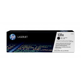 HP 131X - 2400 pages - Noir...