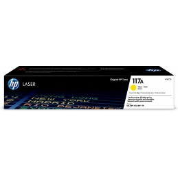 HP 117A - 700 pages - Jaune...
