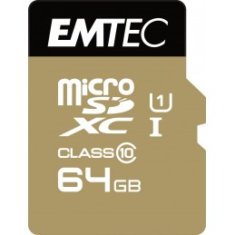 EMTEC microSDXC 64GB...