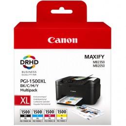 Canon PGI-1500XL C/M/Y/BK -...