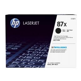 HP 87X - 18000 pages - Noir...
