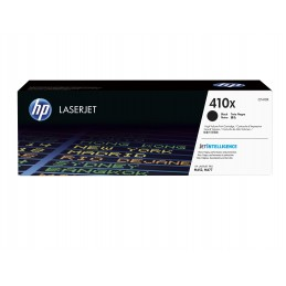 HP 410X - 6500 pages - Noir...
