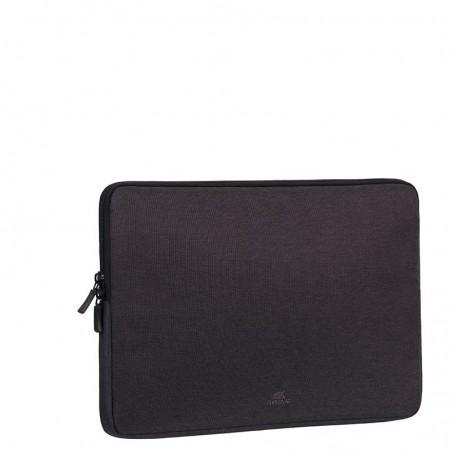 """rivacase 7703 BLACK - Housse - 33,8 cm (13.3"""") - 120 g - Noir"""
