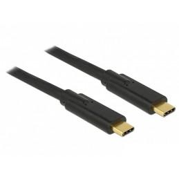 Delock 85527 - 2 m - USB C...