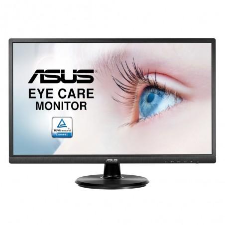 "ASUS VA249HE - 60,5 cm (23.8"") - 1920 x 1080 pixels - Full HD - LED - 5 ms - Noir"