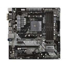 ASRock B450M Pro4 - AMD -...
