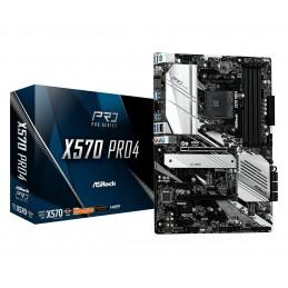 ASRock X570 Pro4 - AMD -...