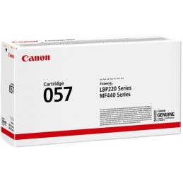 Canon 057 - 3100 pages -...