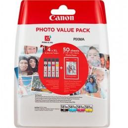Canon CLI-581XL Multipack -...