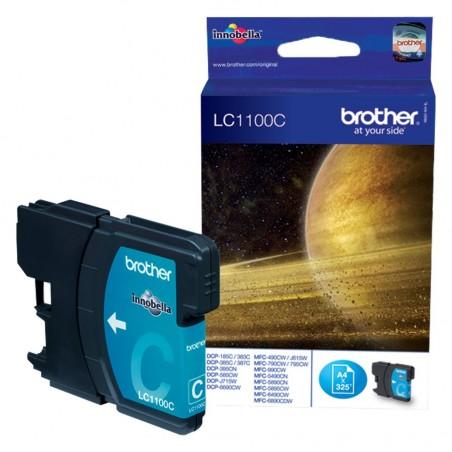 Brother LC LC1100C - Ink Cartridge Original - cyan - 5,5 ml