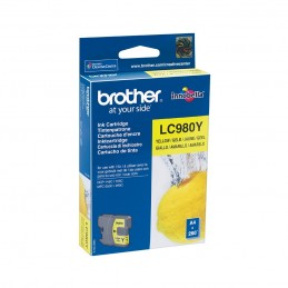 Brother LC LC980Y - Ink...
