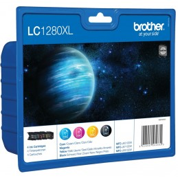 Brother LC-1280XLVALBPDR -...