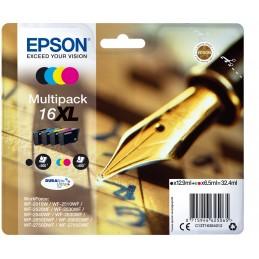 Epson Pen and crossword...