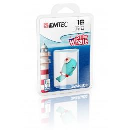 EMTEC Sailor Whale - 16 Go...