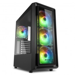 Sharkoon TK4 RGB - Case ATX