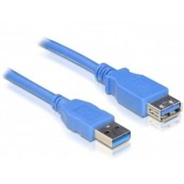 Delock USB 3.0-A M/F - 2m -...