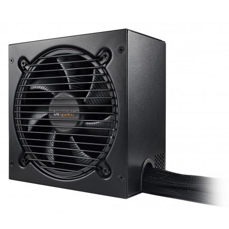 Be Quiet! Pure Power 11 600W - 600 W - 100 - 240 V - 650 W - 50 - 60 Hz - 8 A - Actif