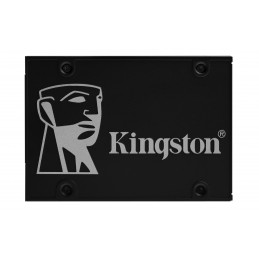 Kingston KC600 - 512 Go -...