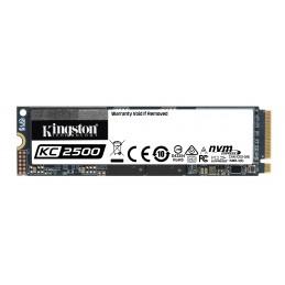 Kingston KC2500 NVMe 500 GB...