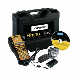 Dymo RHINO 5200 Kit - ABC -...