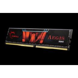 G.Skill Aegis DDR4 - 8 Go -...