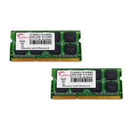 G.Skill 8GB DDR3-1066 SQ -...