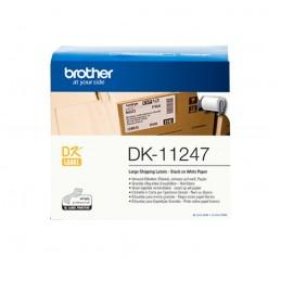 Brother DK-11247 - Noir sur...