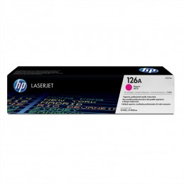 HP 126A - 1000 pages -...