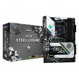 ASRock X570 Steel Legend -...