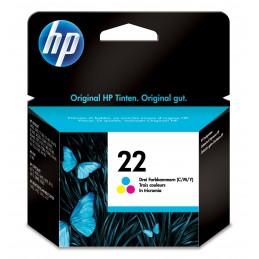 HP Tinte 22 C9352AE farbig...